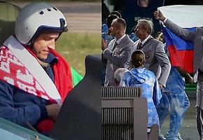 В СМИ широко распространяется акт солидарности с белорусскими паралимийцами, инициированный на авиашоу в Лиде