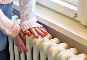 Отопление в больницах, садах и  школах снова включено: среднесуточная температура понизилась
