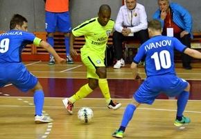 «Лидсельмаш» проиграл в 2-м туре квалификации Кубка УЕФА по мини-футболу