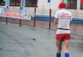 Беларус упершыню далучыўся да 10-дзённага забегу ў New York і ўзяў срэбра