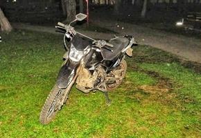 Прокуратура направила в суд уголовное дело о ДТП в Лидском районе, когда пьяный мотоциклист наехал на ребёнка