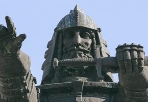 Под Лидским замком Гедимину планируют возвести памятник. Сделать это предлагают всем желающим скульпторам и архитекторам