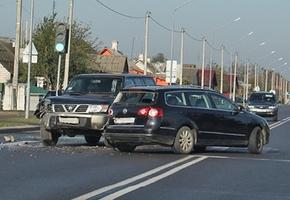 На ул. Свердлова столкнулись два авто