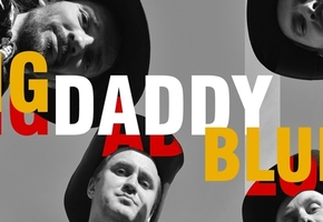 15 мая блюз-группа Big Daddy Blues выступит в Лиде