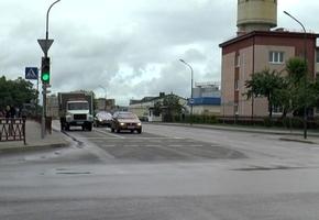 Перекрёсток «Совесткая — Мицкевича» вновь доступен для движения автотранспорта