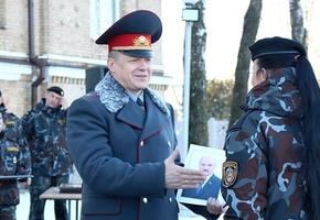Начальника УВД Гродненского облисполкома назначили министром МЧС