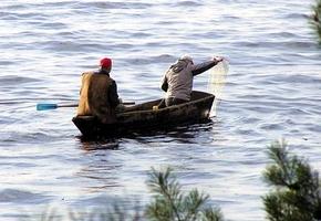 Ущерб природе — больше 2,6 тыс. долларов. Рыбаку-браконьеру грозит до 3 лет тюрьмы. На автомобиль наложен арест