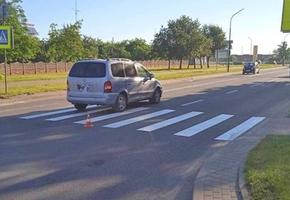 В Лиде пешеход попал под колёса Hyundai