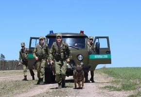 Лидские пограничники задержали группу нелегалов из Ирака