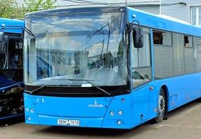 Лидскому автопарку закупят 6 новеньких автобусов МАЗ-203 для городских маршрутов