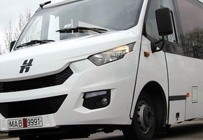 «Неман» пополнил автобусный парк предприятия города Гродно