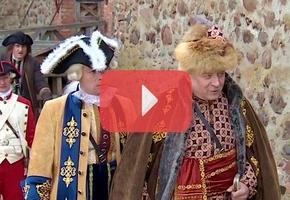 Месседж — показать, что мы не в лаптях, что Беларусь европейская, у нас есть замки, рыцари и дамы. Съёмки фильма в Лидском замке