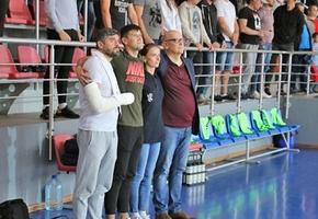 Виктор Торчило уходит из МФК «Лида». Тренировать команду далее будет Николоз Зеделашвили