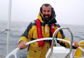 Лидчанин 35 суток провел в экстремальном морском походе на яхте
