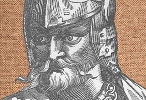 Некалькі фактаў пра помнік Гедыміну, які ўсталююць у Лідзе у жніўні гэтага года