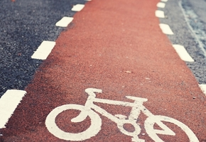 В Лиде продолжается процесс организации велодорожки по проекту ПРООН