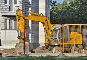 В Лиде началось строительство нового торгового комплекса
