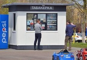 В Лиде на объекты «Табакерка» возложили социальную функцию по продаже одноразовых автобусных билетов