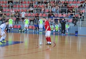 Мини-футбол, плей-офф, второй матч 1/8 финала. «Лида» — «Динамо-БНТУ» 5:0