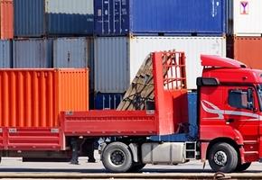 Пробный контейнер с «Лидской мукой» отправили в Мадагаскар