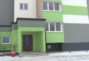 В Лиде социальное жильё сдают уже с мебелью
