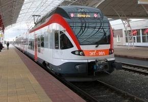 Новый поезд «Минск — Гродно» станет самым быстрым на данном участке. В Лиде поезд остановится на 1 минуту