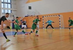 МФК «Лида» уступил «Борисов-900» в драматичном матче за путевку в ¼ финала Кубка РБ по мини-футболу