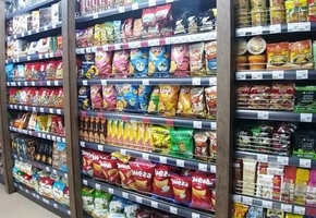 «Остров чистоты и вкуса» открывает магазин «Три лося» в Лиде