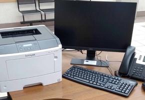 Региональная таможня произвела модернизацию компьютерного оборудования в пунктах пропуска