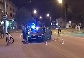 Возле «Комсомольского» на пешеходном сбили девушку
