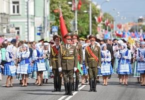 Программа празднования Дня Победы в Лиде