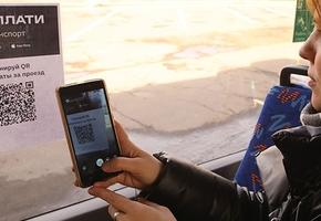 В Лиде к маю в автобусах введут дополнительный способ оплаты — при помощи смартфона