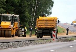 М6: в июле откроют движение по всем полосам на первом участке обновленной автомагистрали