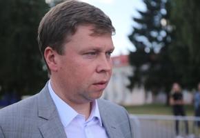 Председатель Лидского райисполкома Сергей Ложечник обратился к жителям города и района
