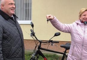 Пилотный проект реализовали в Гродненской области — фельдшерам закупили электровелосипеды