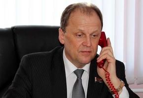 Андрей Наумович победил на выборах в парламент по Лидскому округу