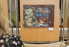 В Лиде открылась выставка белорусских художников-авангардистов