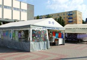 В Лиде начали работу школьные базары