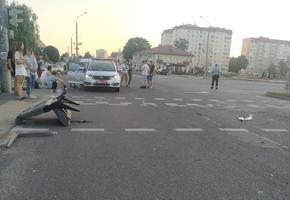 В Лиде завершено расследование ДТП на Ленинской, в котором погиб человек