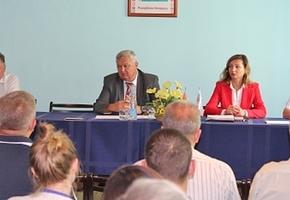 Заместитель председателя Гродненского облисполкома посетил Минойтовский ремонтный завод