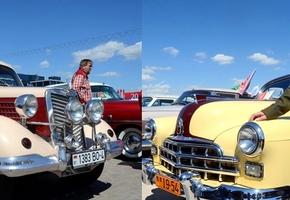 На «Ретро-Минск» засветились два лидских раритета — Ford и Buick
