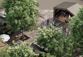 Lidbeer Bar и ОАО «Лидское пиво» откроют масштабный фуд-корт в 4000 квадратных метров в центре Минска