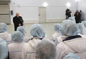 «Будут у вас другие президенты». Лукашенко совершил поездку в Гродненскую область