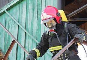 Лидские спасатели заняли 2 место на областных соревнованиях
