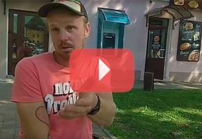 Инвалид-колясочник Авдевич опубликовал на «YouTube» видео противостояния с «барьерной» средой