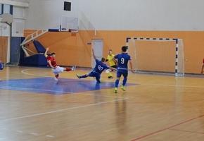 МФК «Лида» в 6 туре уступил «УВД-Динамо»