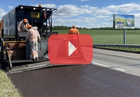 Обновления на М6. На участке от Щучинского района до Гродно благоустроят 43 километра дороги