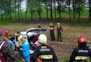 Лидчанин на грузовике стал участником жуткого ДТП под Могилёвом