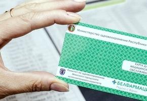 Бумажные рецепты в ЦРБ заменят электронными пластиковыми картами со штрих-кодом