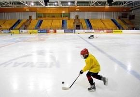 Хоккей в Ледовом: вход на все матчи бесплатный. Юношеские и любительские игры